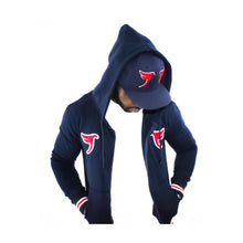Load image into Gallery viewer, Tranzfit-Mirrored Logo Hoodie