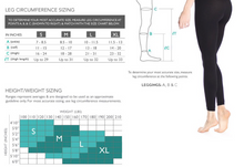 Load image into Gallery viewer, Tranzfit-Red Stripe Leggings