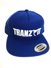 Load image into Gallery viewer, Tranzfit-Royal Snap Back Cap