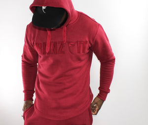 Tranzfit-Force2 Hoody/Maroon