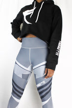 Load image into Gallery viewer, Tranzfit-Grey Medley Leggings