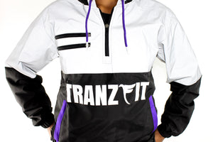 "Tranzfit-""See Me""Hooded Jacket (3M Reflective)"