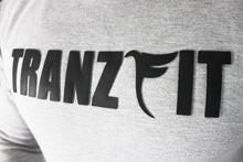 Load image into Gallery viewer, Tranzfit-Name Sake Hoodie(Grey)
