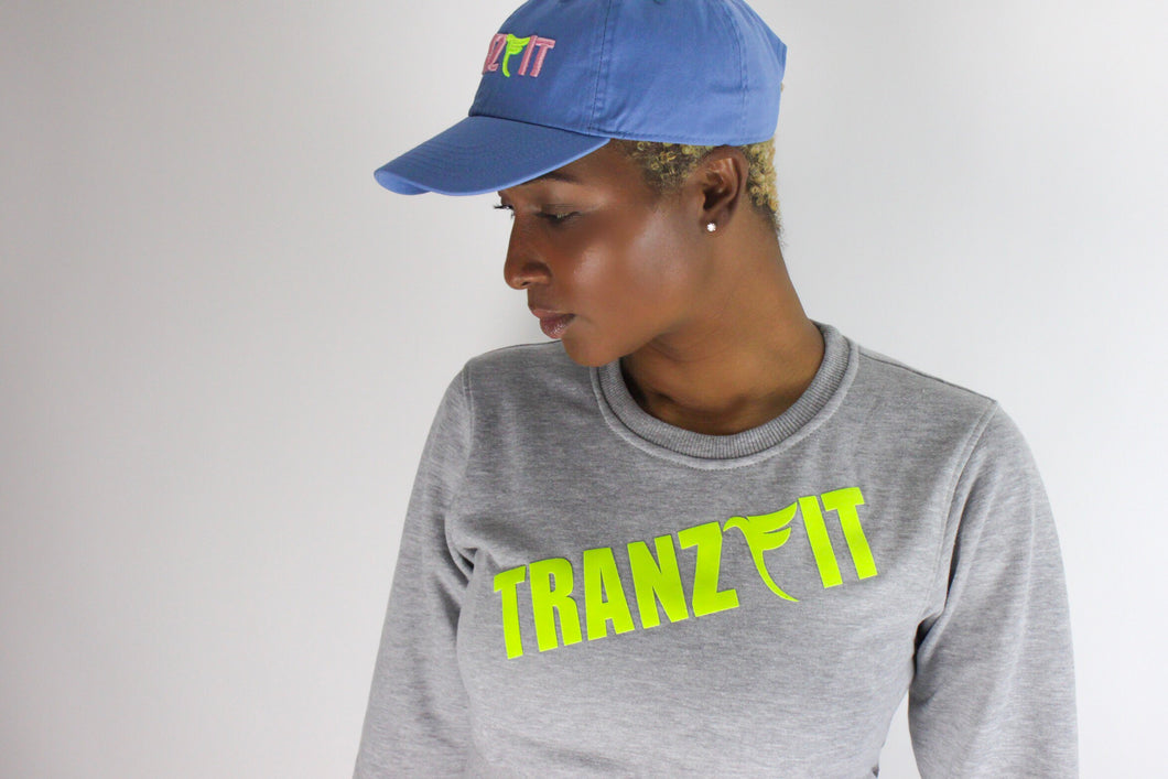 Tranzfit-Highlighter Crop Top