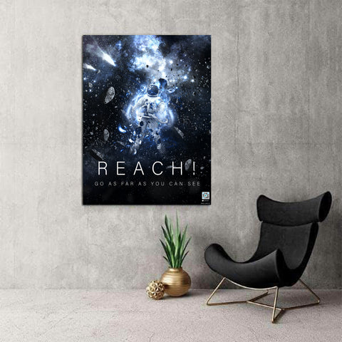 Reach Go as Far as You Can See - Thought Creation