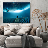 Earth Gazer Canvas Set - Thought Creation