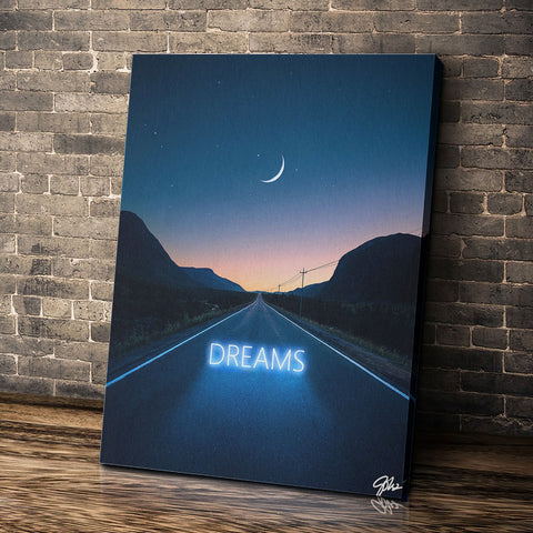 Blue Dreams - Thought Creation