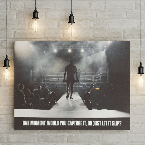Boxing Canvas - Thought Creation