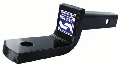 TRAILER BALL MOUNT 21169 - 40MM SQUARE SHANK