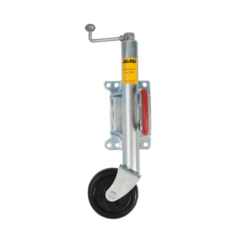 "AL-KO Trailtech 6"" Swivel Jockey Wheel"