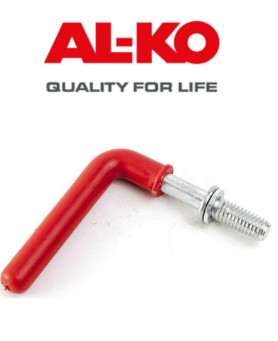 ALKO Jockey Wheel Clamp Handle only -629951 - Fineline Fabrications