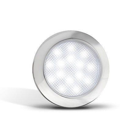 7515 Series Cool White Interior Light / Lamp - Caravan Light, Trailer Light - Fineline Fabrications