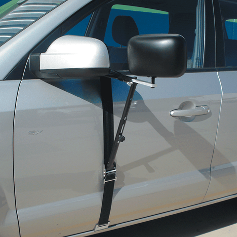 Door Mount Towing Mirror - Fineline Fabrications
