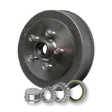 "Hub Drum 5 Stud Landcruiser 10"" Electric SL Bearings"