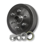 "Hub Drum 6 Stud Landcruiser 10"" Electric Parallel Bearings"
