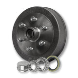 "Hub Drum 6 Stud Landcruiser 12"" Electric Parallel Bearings"