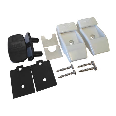 Fiamma Leg Wall Bracket Kit - Fineline Fabrications