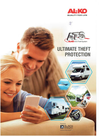 ALKO ANTI THEFT SYSTEM (ATS) KIT GPS TRACKING - Fineline Fabrications