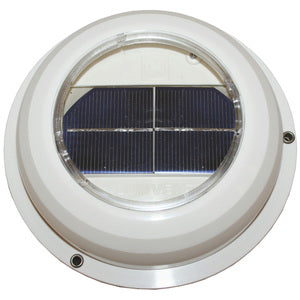 Solar Powered Air Vent - Fineline Fabrications