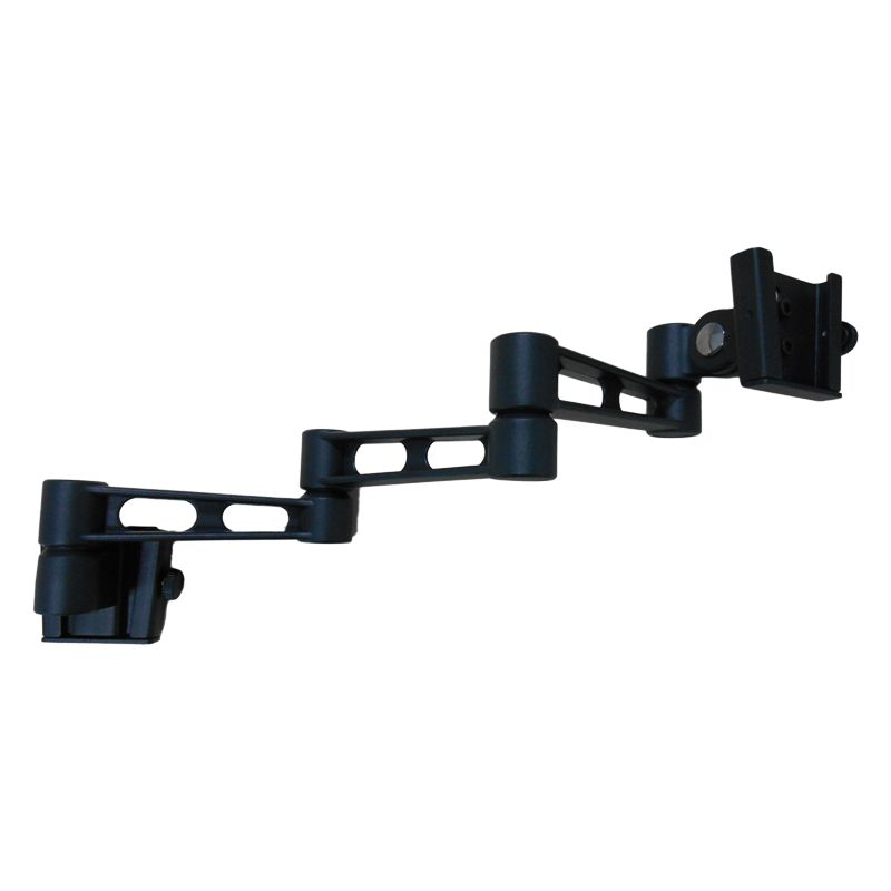 Sphere S2 Black Triple Arm TV Bracket