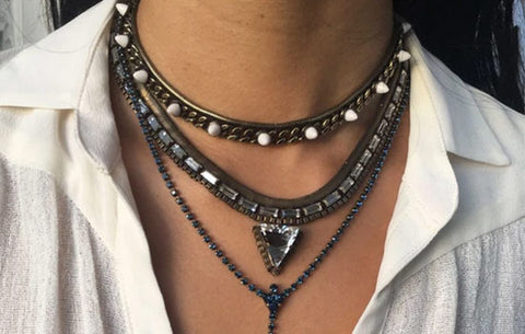 Layered Necklaces Lionette