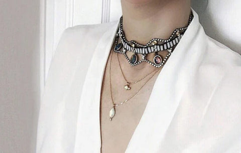 Lionette by Noa Sade Layered Necklaces