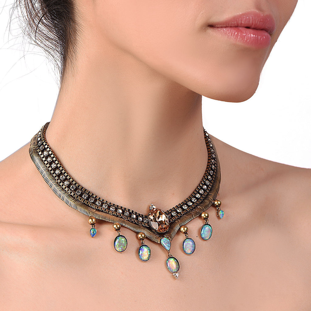 Palermo Necklace