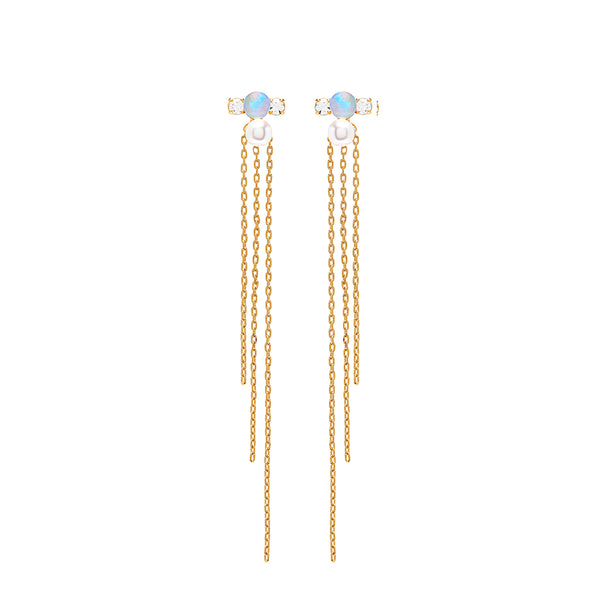Thain Earrings