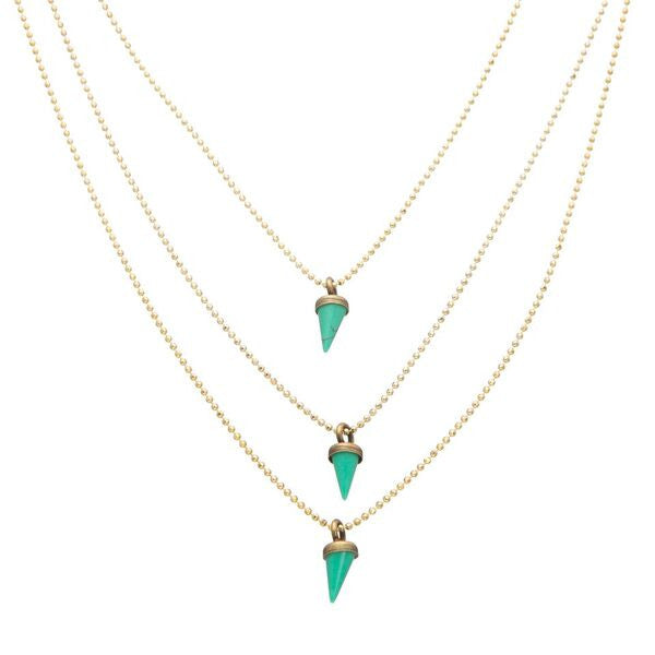 Avish Turquoise Necklace