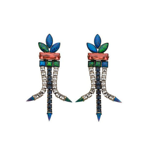 Brazil Earrings