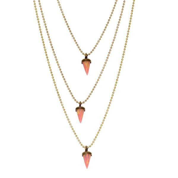 Avish Rose Necklace