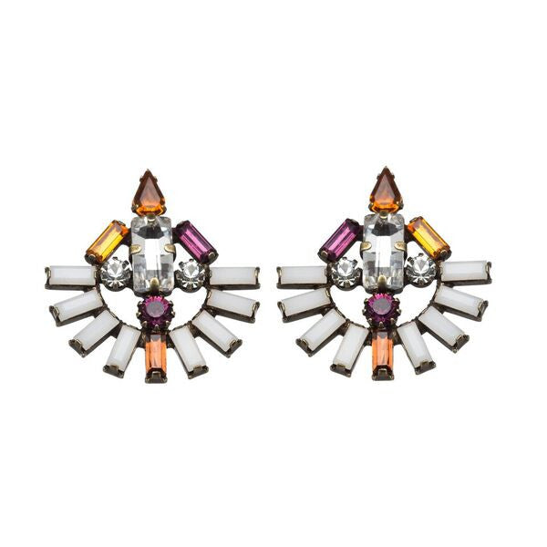 Colette Colorful Chic Earrings