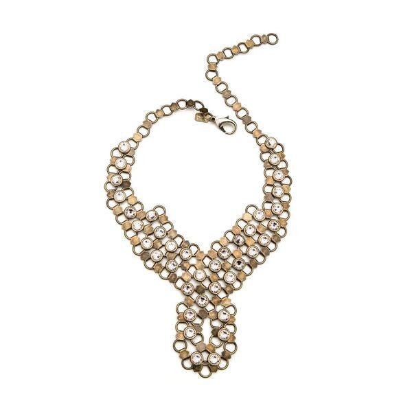 Lady D Silk Necklace