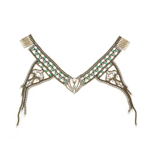 Goa Head Piece