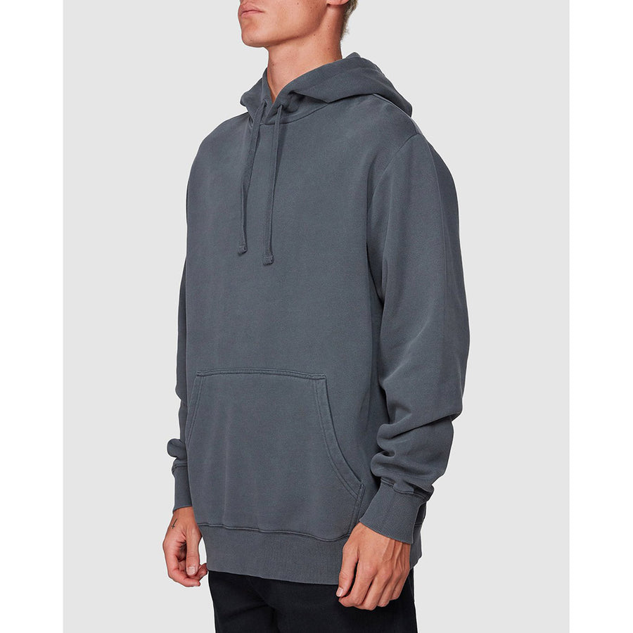 Billabong Overdye Pop Hoodie - Washed Black