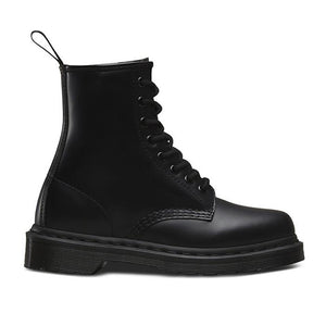 Dr. Martens 1460 Mono Boot - Black Smooth