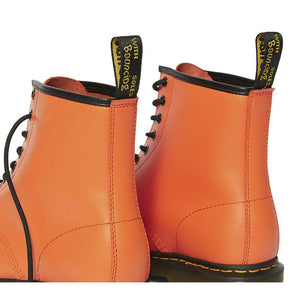 Dr. Martens 1460 8 Eye Boot - Smooth Orange