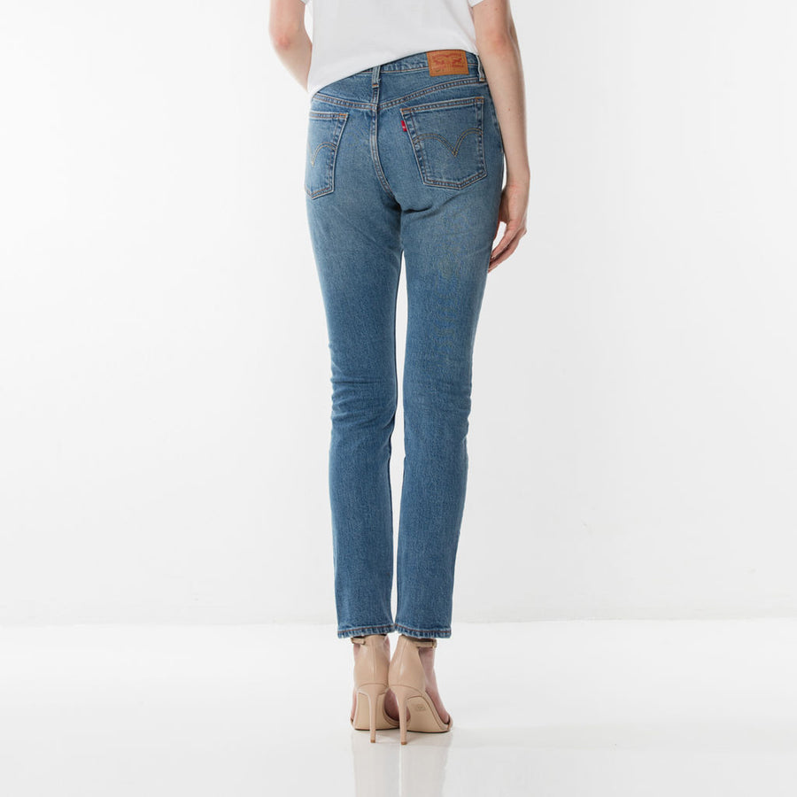 Levis 501 Skinny Leave a Trace