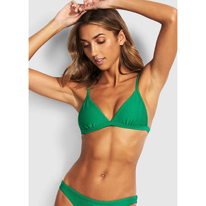 Seafolly Essentials Fixed Tri Bra Bikini Top