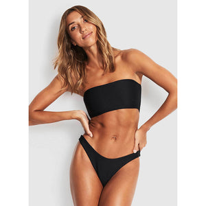 Seafolly Essentials High Cut Bikini Pants