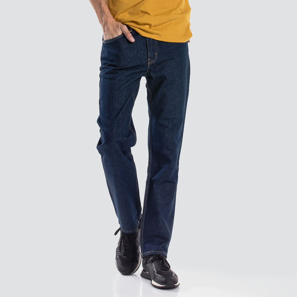 Levi's 516 Straight Fit Jeans - Rinse