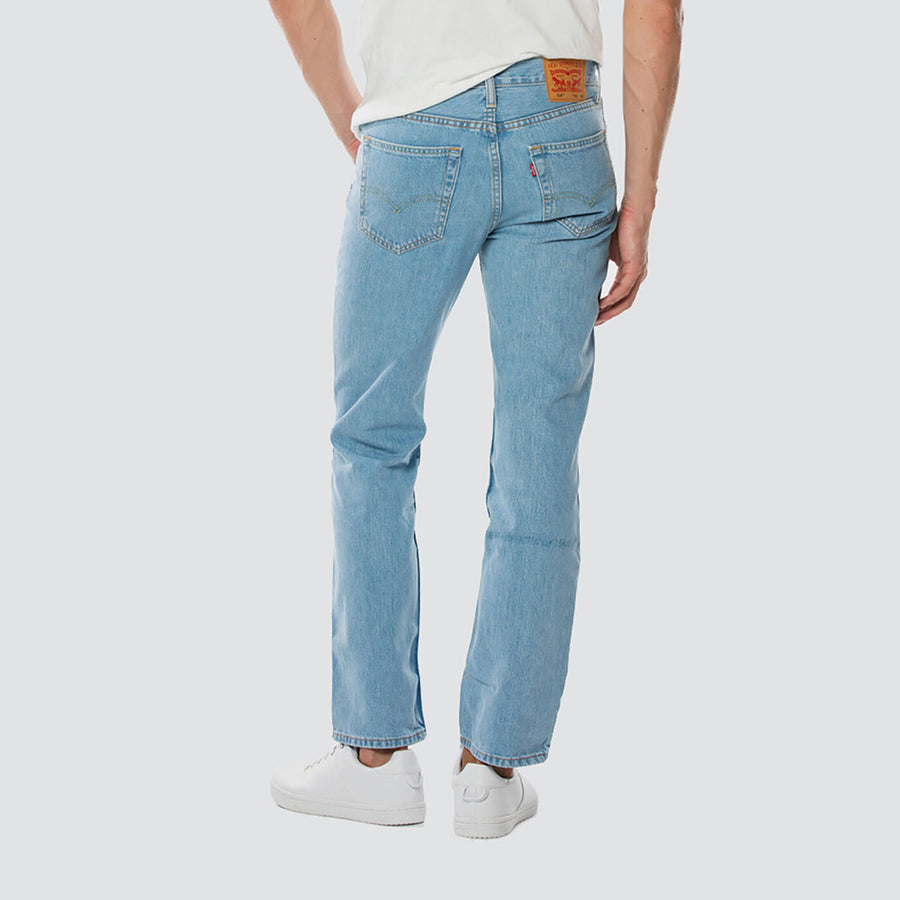 Levi's 516 Straight Fit Jeans - Superwash