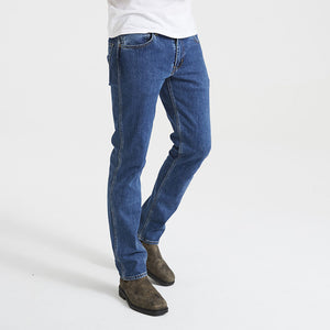Levi's Workwear 511 Slim Fit Jeans - Medium Stonewash