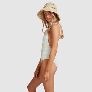 Billabong Broadwalk Square Neck One Piece