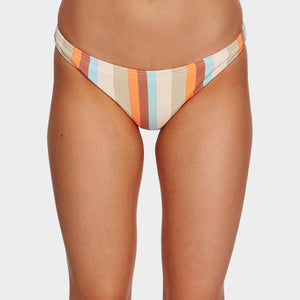 Billabong Rainbow Stripe Tropic Bikini Bottoms