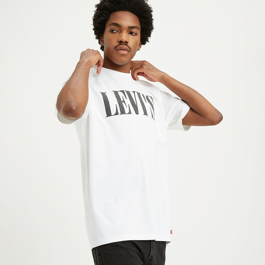 Levis 90's Serif Relaxed Graphic Tee