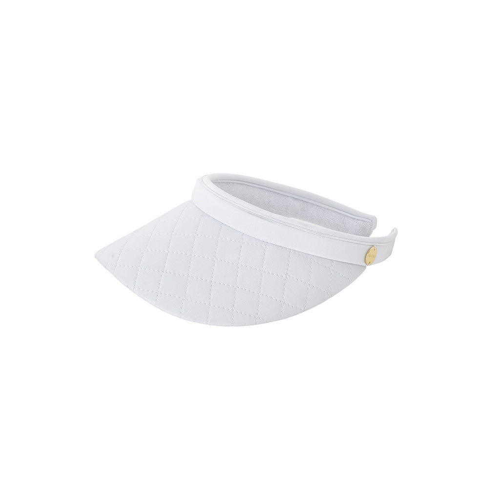 Seafolly Ladies Quilted Visor
