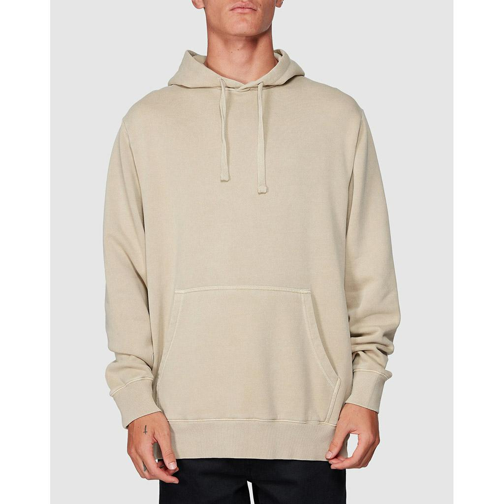Billabong Overdye Pop Hoodie - Light Khaki