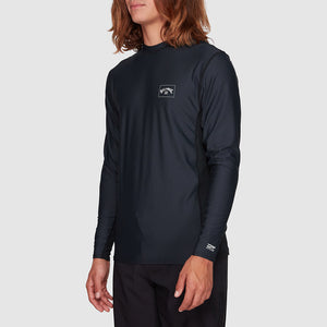 Billabong Arch Mesh Lf Long Sleeve Rash Shirt