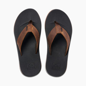 Reef Fanning Low Leather Thongs